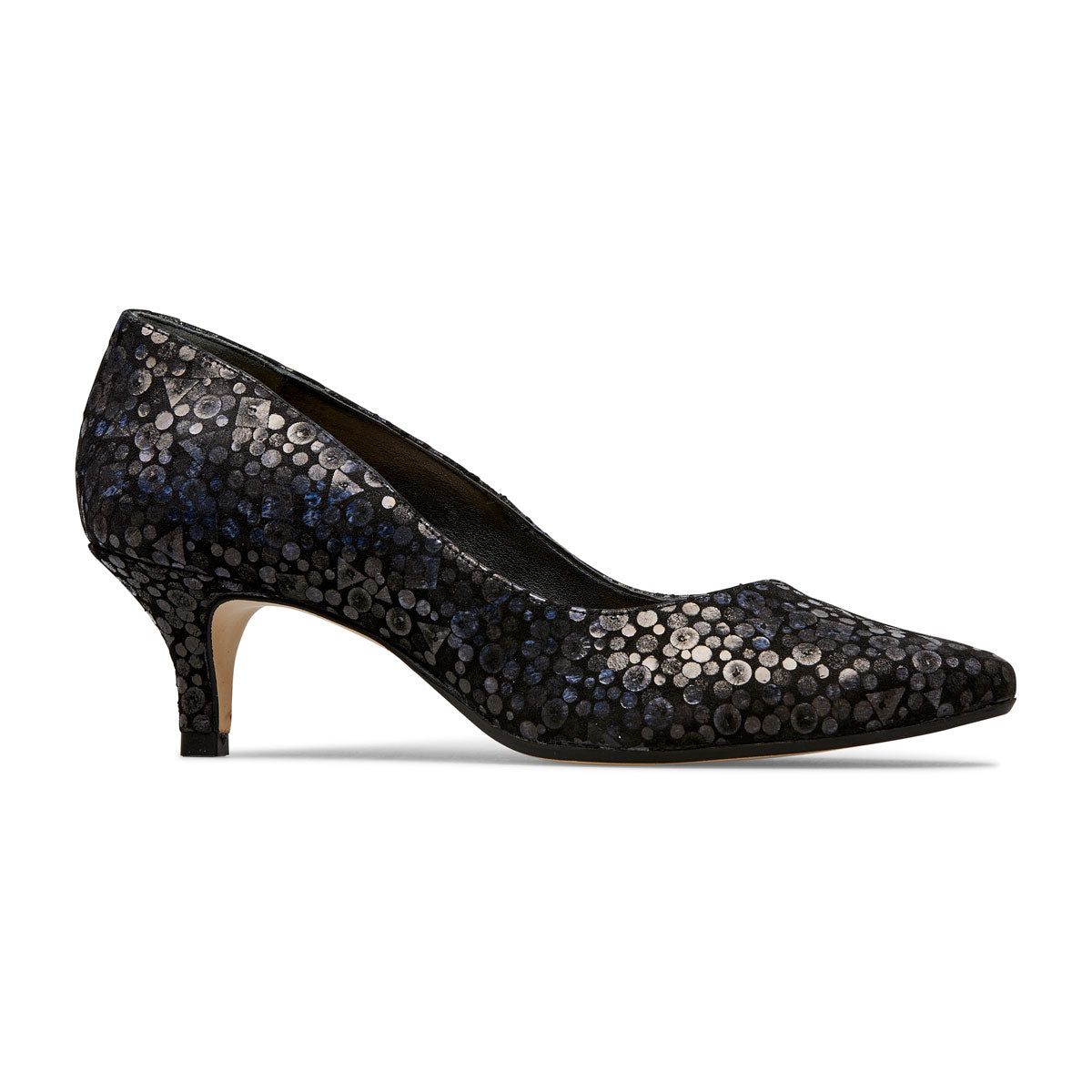 Nina Kitten Heel Court Shoe