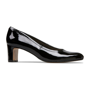 Lorne Mid Heel Court Shoe