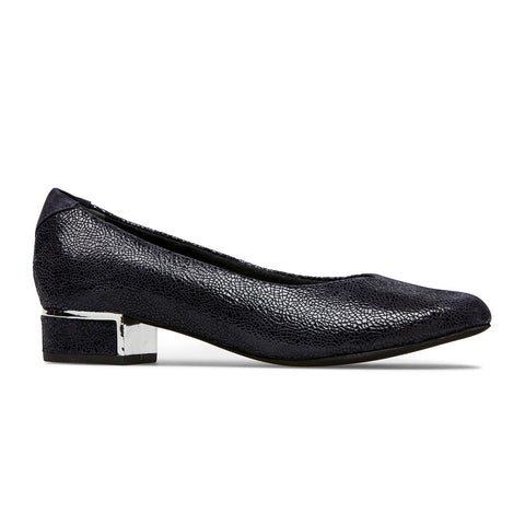 Reece Low Heel Court Shoe