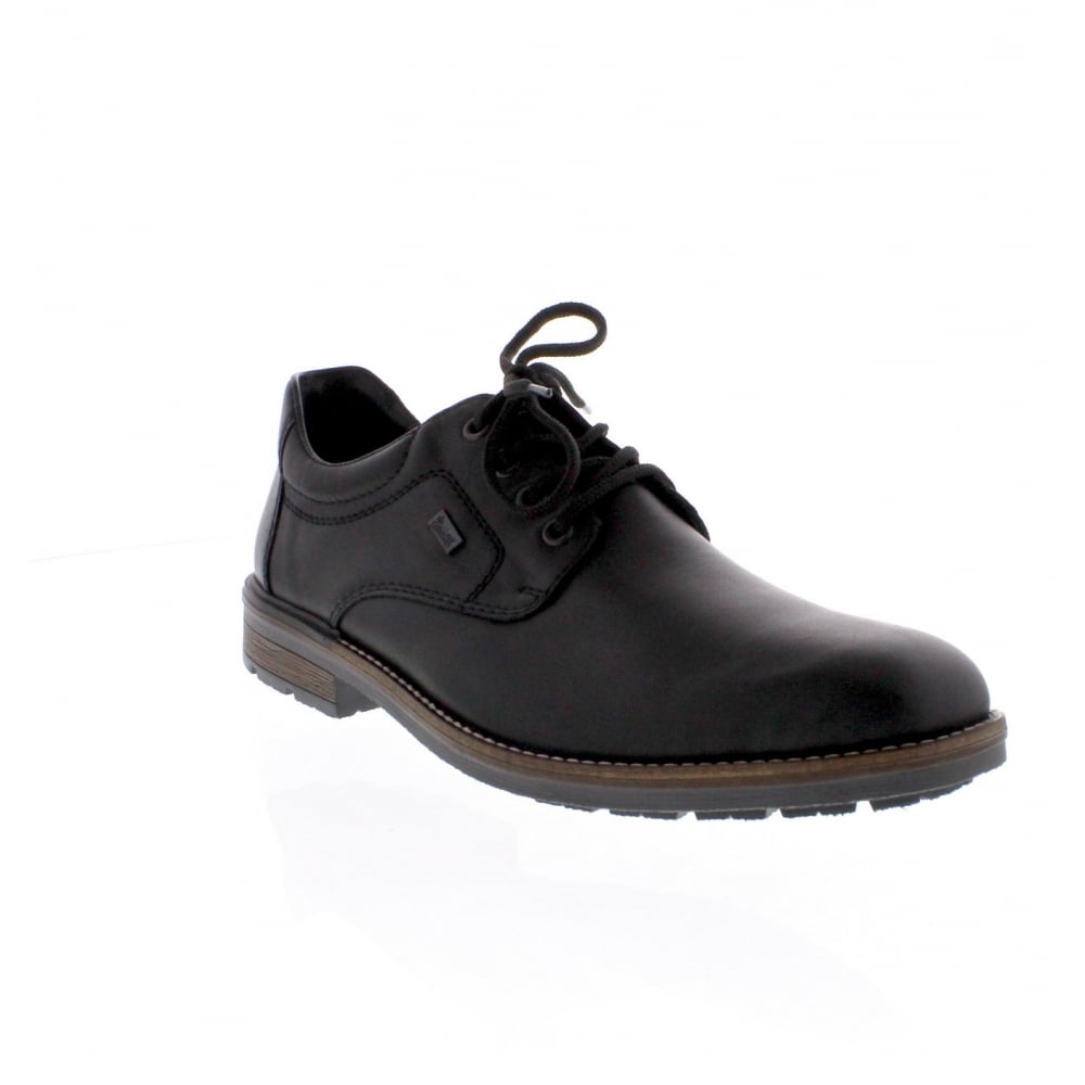 Plain Lace Up Shoe