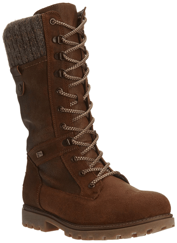 Mid Calf Lace Up And Zip remonteTEX Boot