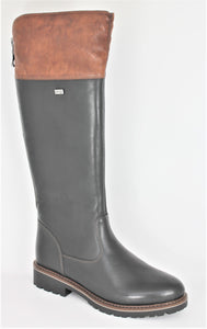 Knee High Low Heel RemonteTex Boot