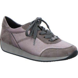 Lissabon Fusion 4 Lace Up Trainer Shoe