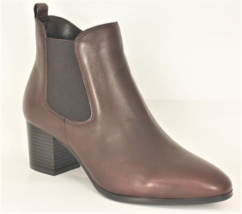 Pamela High Block Heel Chelsea Boot