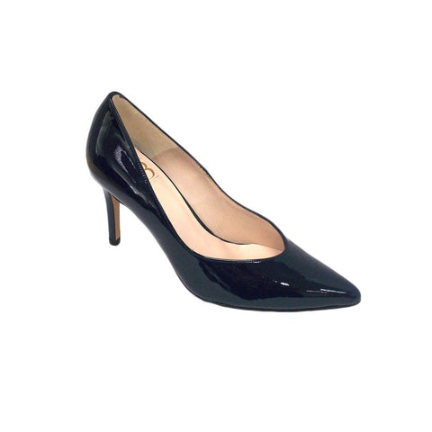 High Heel Patent Leather Court Shoe