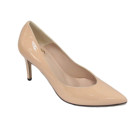 Julietta High Heel Patent Leather Court Shoe