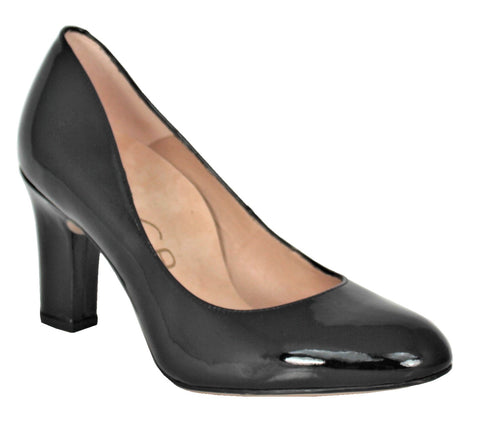 Umis High Heel Patent Leather Court Shoe