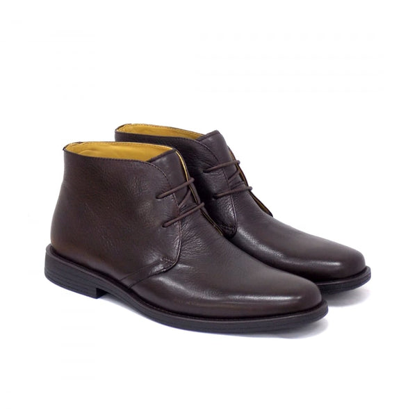 Alfa Desert Chukka Lace Up Mens Smart Casual Boot
