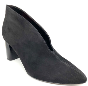 Ara Ladies Shoe Boot Black Suede