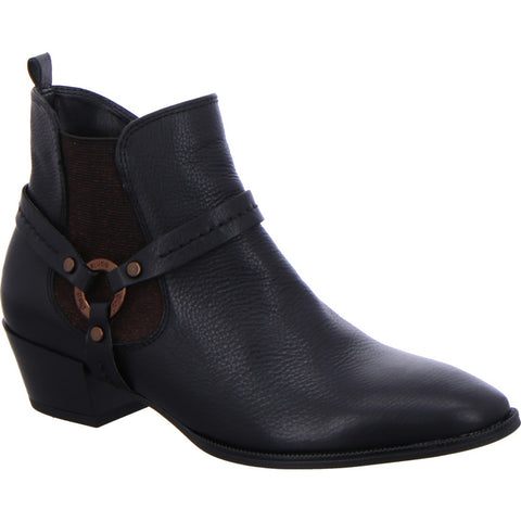 Ara Ladies Western Inspired  Ankle Boot