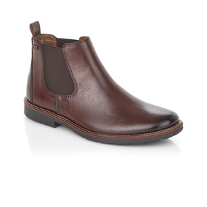 Rieker Men's Elastic Sided Tex Lined Chelsea Boot