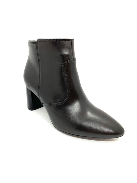 Ara Ladies Heeled Zip Ankle Boot Black
