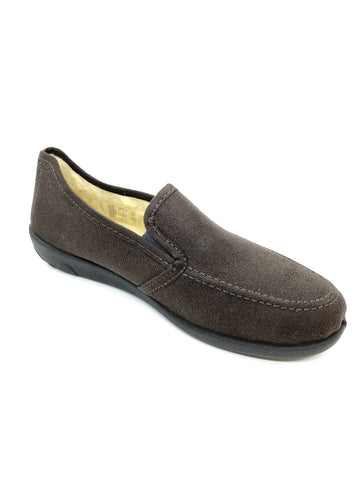 Rohde Ladies Slipper Grey