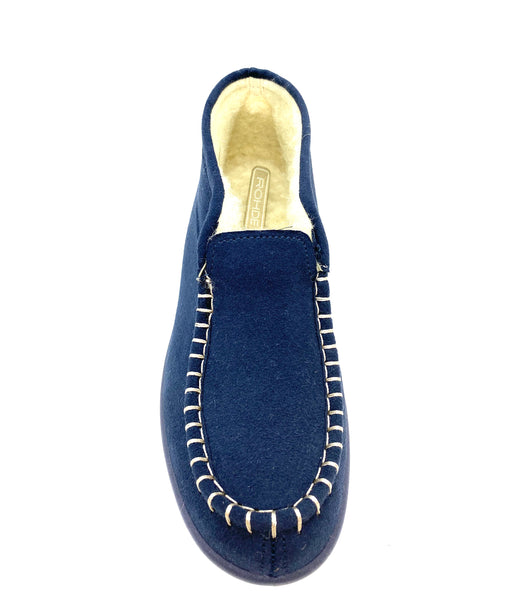 Rohde Ladies Slipper Navy