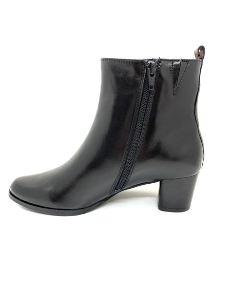 Canal Grande Jarim Ladies Block heel Ankle Boot