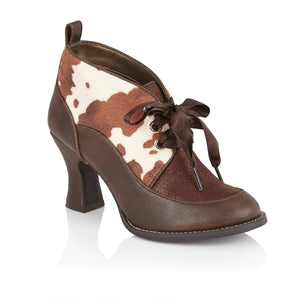 Ruby Shoo Ladies Emma Ankle Boot