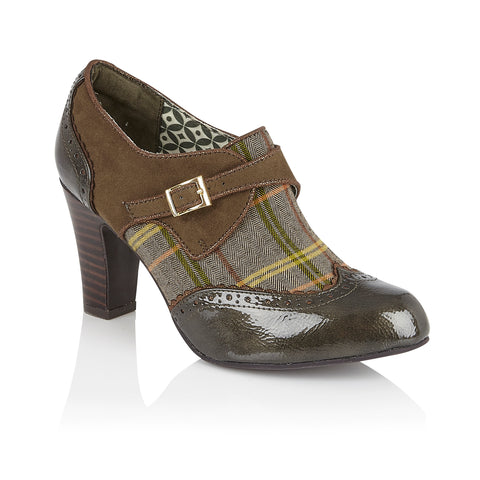 Ruby Shoo Ladies Tamsin Shoe Boot