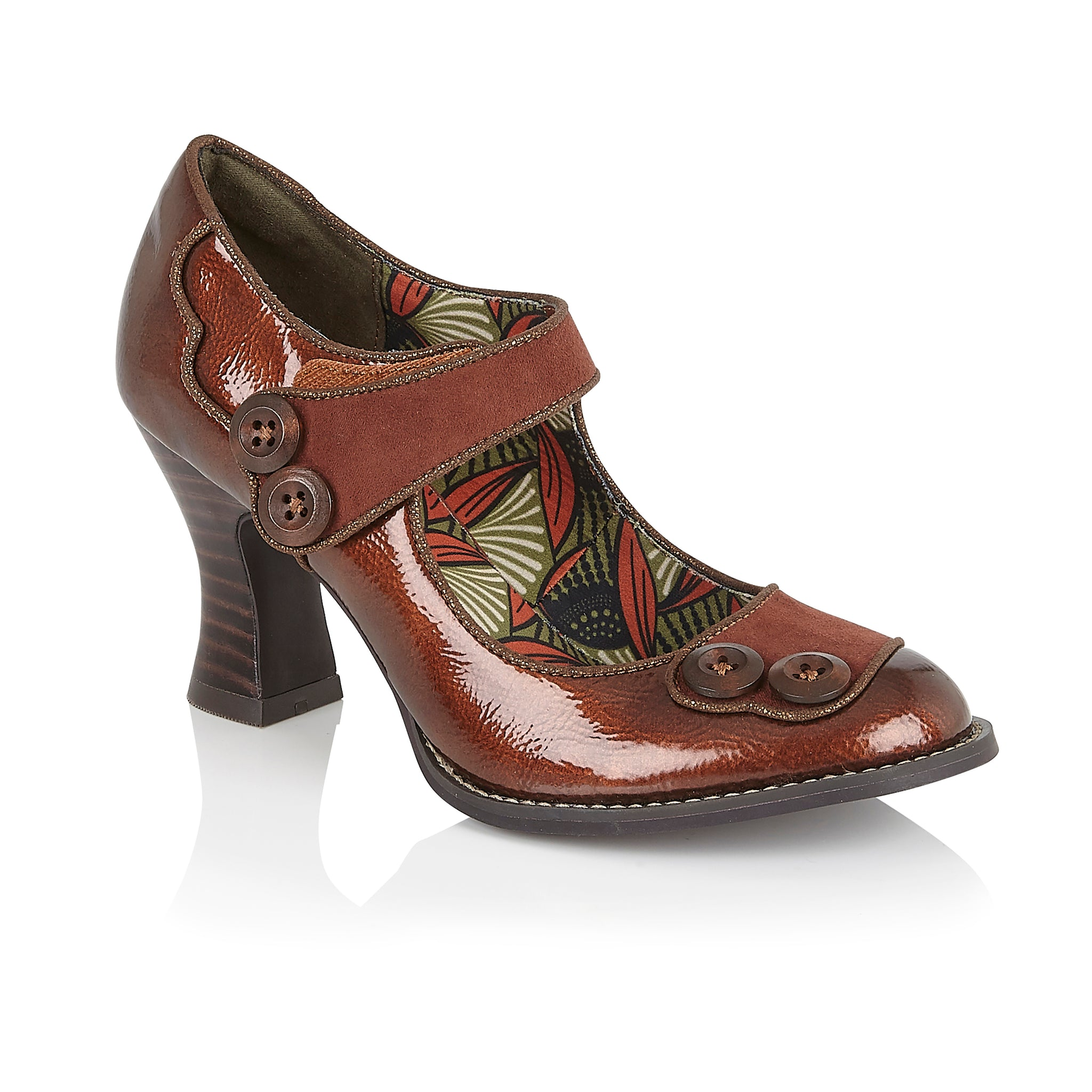 Ruby Shoo Ladies Penny Mary Jane Shoe