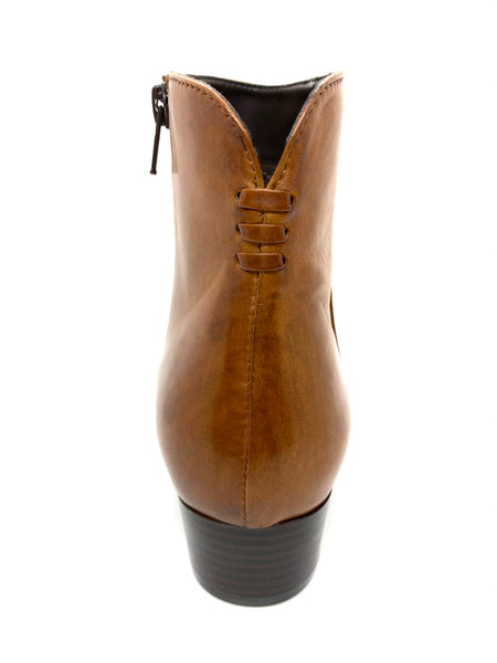 Canal Grande Betty Ladies Zip Sided Ankle Boot
