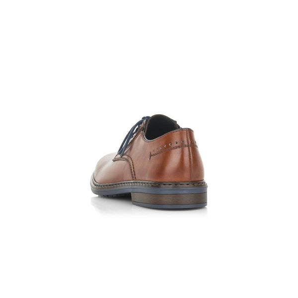 Rieker Men's Lace Up Tan Shoe