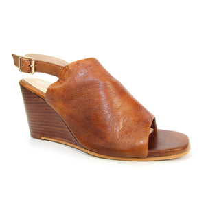 Lunar Ladies Ismay Full Front Wedge Sandal