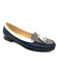HB Shoes Panda Ladies Low Cut Loafer