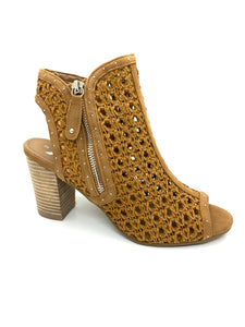 Xti ladies Peep Toe Shoe Boot