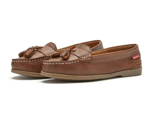 Chatham Ladies Arora Low Fronted Boat Shoe