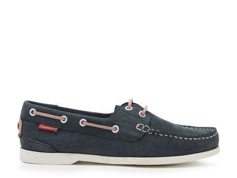 Chatham Ladies Willow Premium Leather Boat Shoe