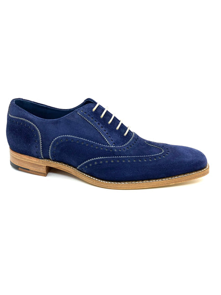 Barker Men's Spencer Creative Collection Brogue Shoe