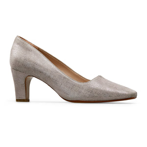 Van Dal  Ladies Ophelia V Throat Court Shoe Orchid