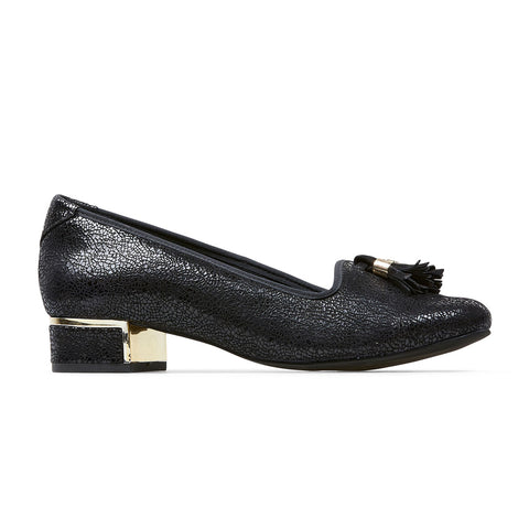 Van Dal Thurlo Ladies Tassle Front Shoe