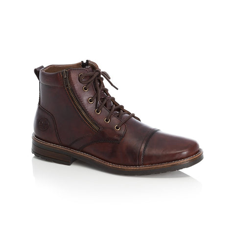 Rieker Men's Lace Up Boot