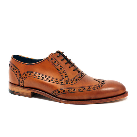 Barker Grant  Formal Brogue Shoe