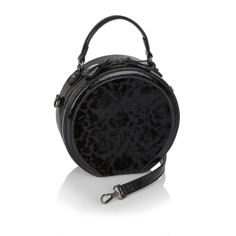 Ruby Shoo Ladies Handbag Alberta Black