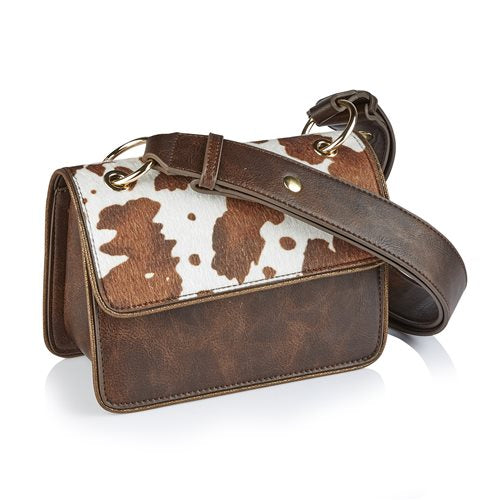 Ruby Shoo Ladies Handbag Nashville Brown