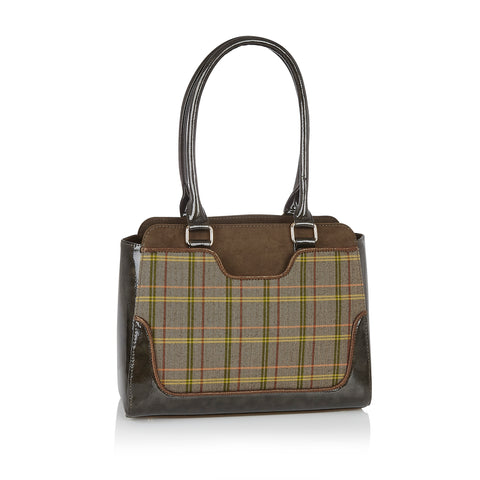 Ruby Shoo Ladies Handbag Tunis Olive