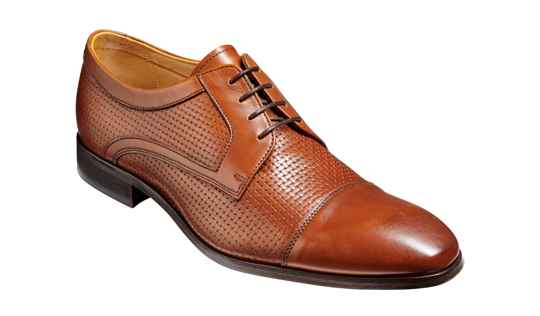 Barker Pytchley Mens Lace Up Shoe