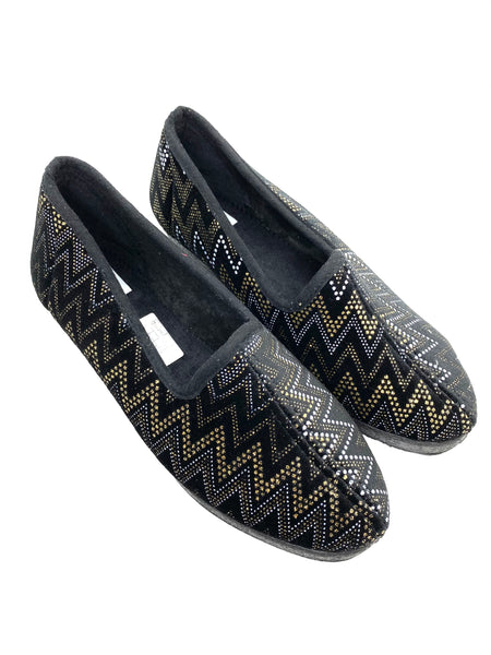 HB Ladies Habana Wedge Heel Slipper