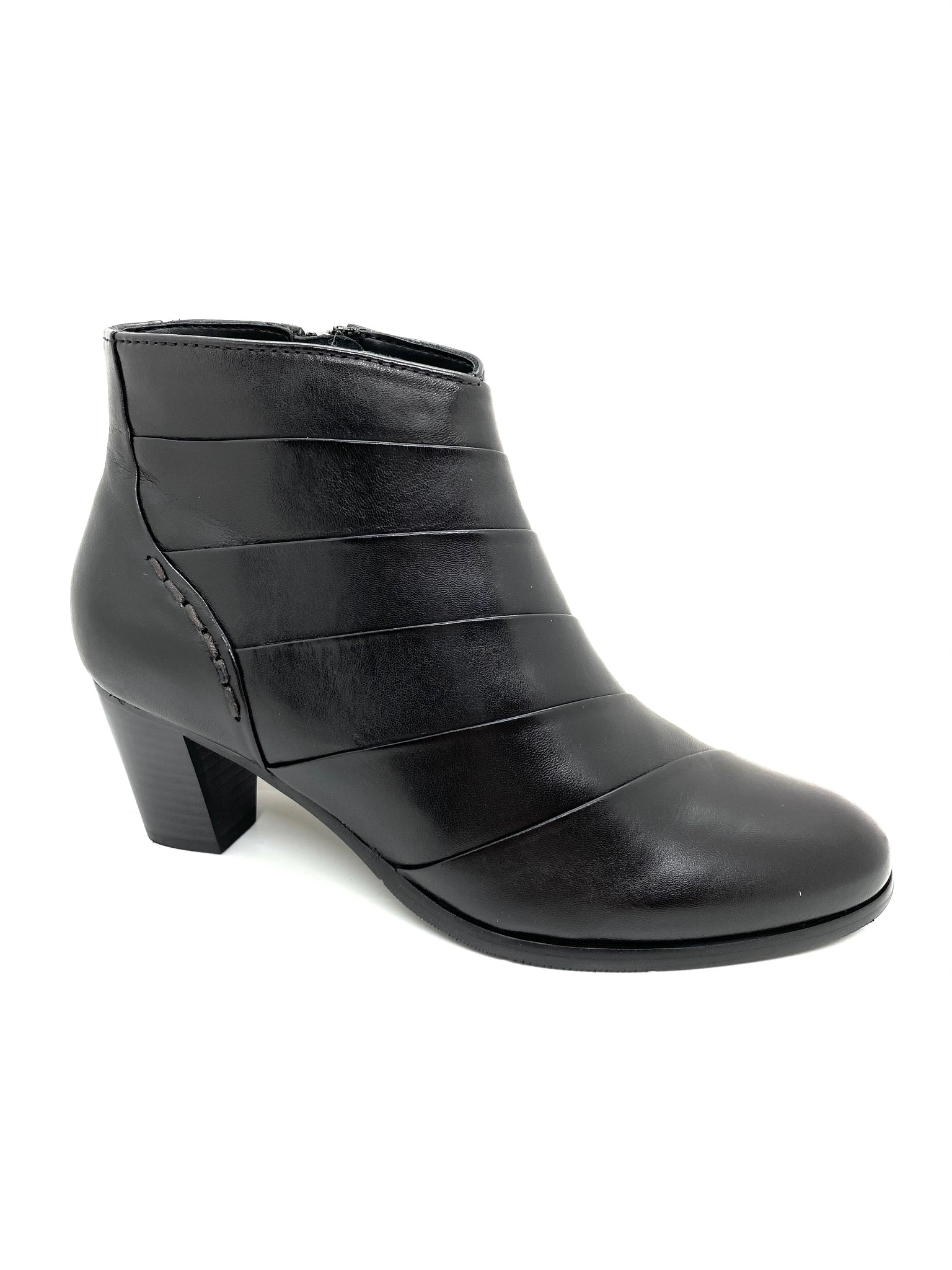 Regarde Le Ciel Sonia Ladies Ankle Boot Black