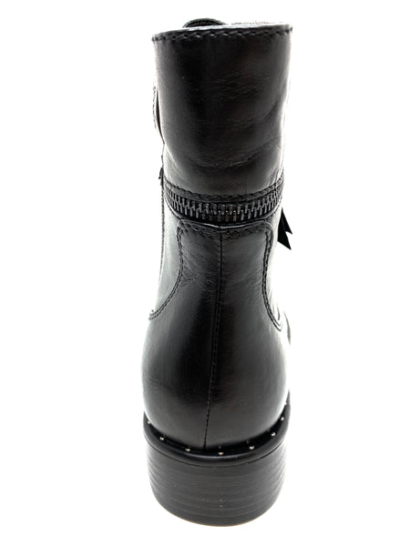 Regarde Le Ceil Roxana Ladies Ankle Boot Black