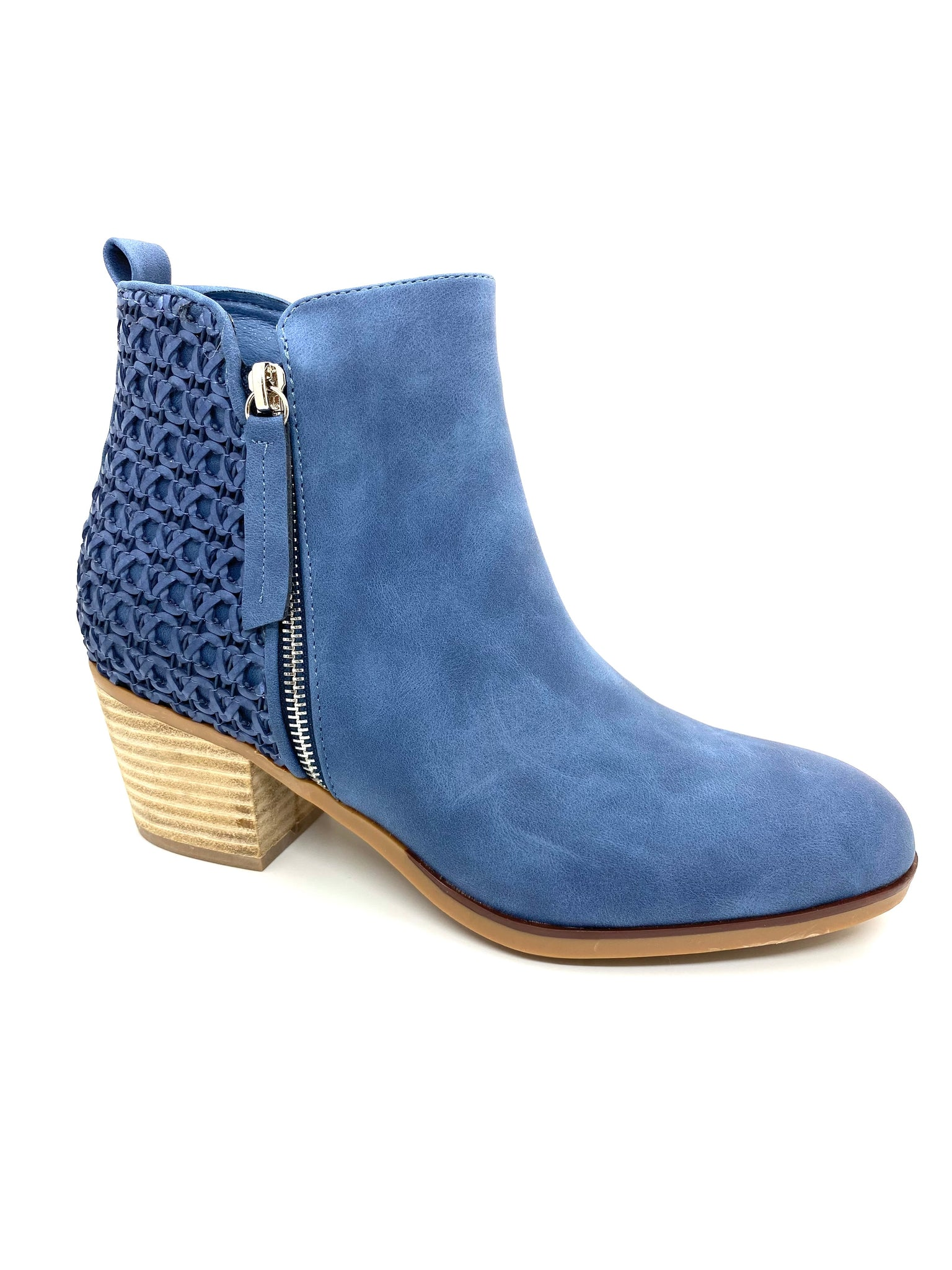 Xti Ladies Western Inspired Ankle Boot
