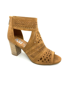 Xti Ladies Block Heel Gladiator Sandal