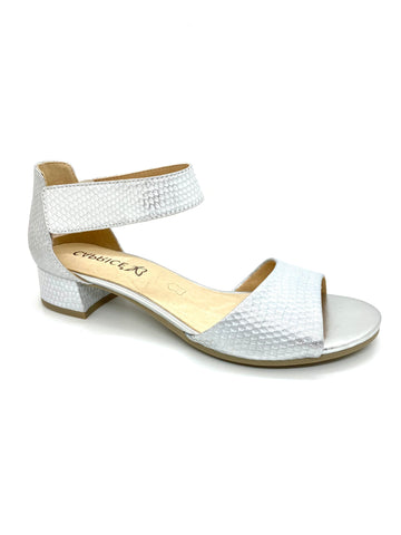 Caprice Ladies Block Heel Sandal