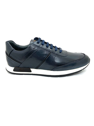 Savelli Men's Casual Lace Up sneaker