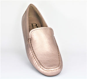 Wind Low Heel Slip On Loafer Shoe