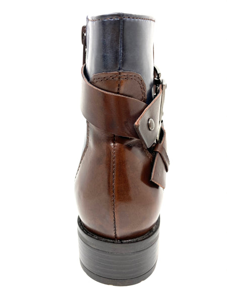 Canal Grande Bretta Buckle Trim Ankle Boot