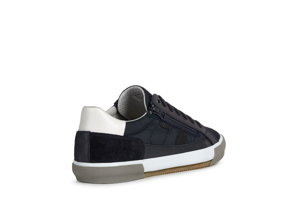 Geox Kaven Mens Trainers Navy