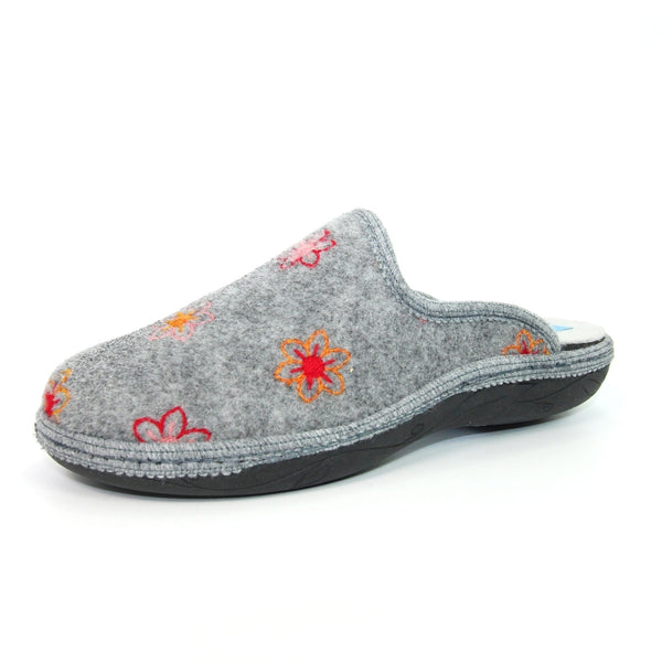 Lunar ladies Mule Slipper Varsity