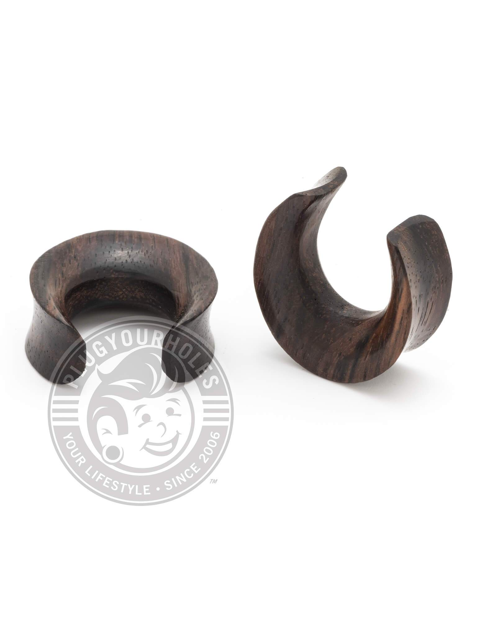 Sono Wood Crescent Saddles